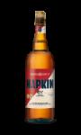 Bière blonde belge Hapkin