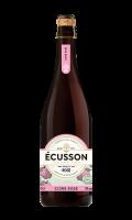 Cidre rosé naturel Ecusson