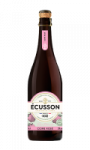 Cidre rosé naturel Ecusson