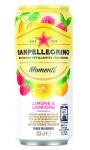 Boisson pétillante citron et framboise Momenti SanPellegrino