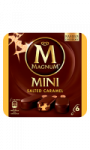 Glace mini caramel salé Magnum
