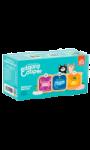 Barquette multipack naturelle et sans céréales pour chat adulte Edgard & Cooper