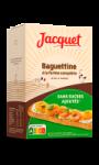 Baguettine à la farine complète sans sucres ajoutés Jacquet