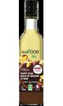 Le sauce Vinaigrette Sauce soja huile de sésame et citron vegan Bio Holifood