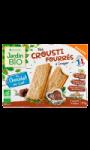 Biscuit fourré chocolat au lait Crousti Fourrés Jardin Bio