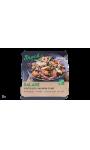 Salade lentilles saumon fumé Picard