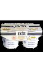 Yaourt artisanal brebis vanille Ekia