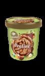 Crème Glacée Chocolat Praliné Carrefour Sensation
