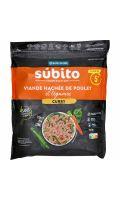 Viande Hachée De Poulet Et Ses Légumes Saveur Curry Quicook
