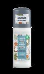 Déodorant à l'eau de coco et fleur de mimosa Love Beauty & Planet