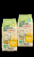 Repas bébé dès 8 mois pâtes anneli Les Récoltes Bio Blédina