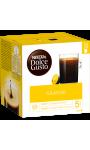 Coffee capsules XL Nescafé Dolce Gusto