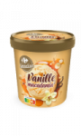 Crème Glacée Vanille Macadamia Carrefour Sensation