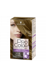Coloration cheveux permanente blond foncé 7.32 Pro Color