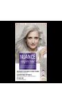 Coloration cheveux spéciale cheveux blancs Gris Clair Nuance Suprême