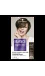 Coloration cheveux spéciale cheveux blancs 4-0 Chatain Nuance Suprême