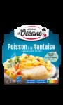 Plat cuisiné poisson à la Nantaise & pommes de terre La cuisine d'Océane