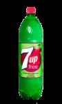Boisson gazeuse sans sucres goût citron citron vert cerise 7UP