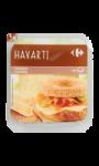 Fromage Havarti en tranches Carrefour