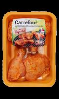 Cuisses de poulet au paprika Carrefour
