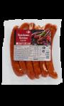 Saucisses fumées à griller Carrefour