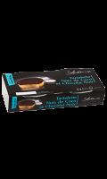 Tartelette noix de coco et chocolat noir Carrefour Sélection