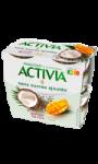 Graines de chia mangue coco Activia