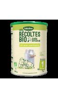Lait pour nourrissons 1Er Âge Blédina Les Récoltes Bio