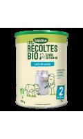 Lait de suite 2Ème Âge Blédina Les Récoltes Bio