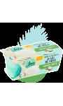 Dessert Ferme et Onctueux au lait de coco Nature sucré June