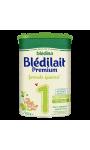 Lait bébé 1er âge Premium formule épaissie Blédilait