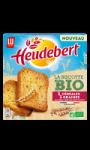 Biscottes 3 céréales 3 graines Bio...