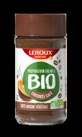 Préparation soluble chicorée café Bio Leroux