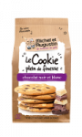 Cookies super fins et croustillants éclats de chocolat noir Michel et Augustin