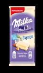 Tablette de chocolat blanc amandes et noix de coco Copaya Milka