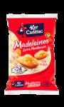 Madeleines extra moelleuses perles de sucre Ker Cadélac