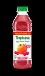 Jus de fruits pomme framboise 100% pur jus sans sucres ajoutés Tropicana