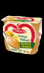 Compote en pot mangue ananas sans sucres ajoutés Materne