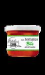Tartinable biologique de tomates à l'ail et au basilic L'Atelier Blini