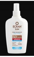 Spray protecteur Peaux Sensibles Spf50+ Ecran