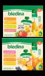 Dessert bébé dès 8 mois gourdes multifruits Blédina