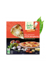 Pizza margherita Jardin bio Léa Nature