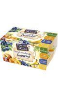 Panaché compotes sans sucres ajoutés Charles & Alice