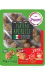 Plateau aperitif saveurs italie Dessaint