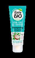 Shampooing Tous cheveux, Coco et Thé vert, I Love Bio