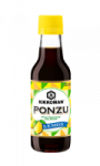 Sauce ponzu lemon Kikkoman