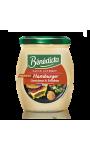 Sauce Hamburger cornichons & échalotes Bénédicta