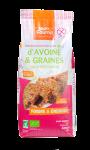Préparation pour pain d'avoine & graines Bio sans gluten Mon Fournil