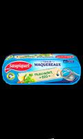 Filets de maquereaux au Muscadet Bio Saupiquet