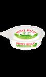 Fromage de chèvre moulé à la louche au basilic infusé Petit Billy